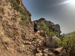 GR132 Aroud&across La Gomera_Kathrin