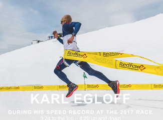 Speed Weltrekord am Elbrus