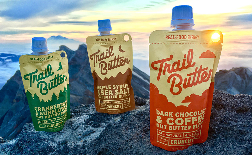 Laufcoaches.com empfiehlt Trail Butter Real-Food Energy
