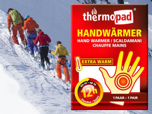 Laufcoaches.com empfiehlt die Handwärmer von thermopad