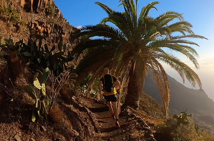 GR132 Around La Gomera_Teaser (c) Laufco