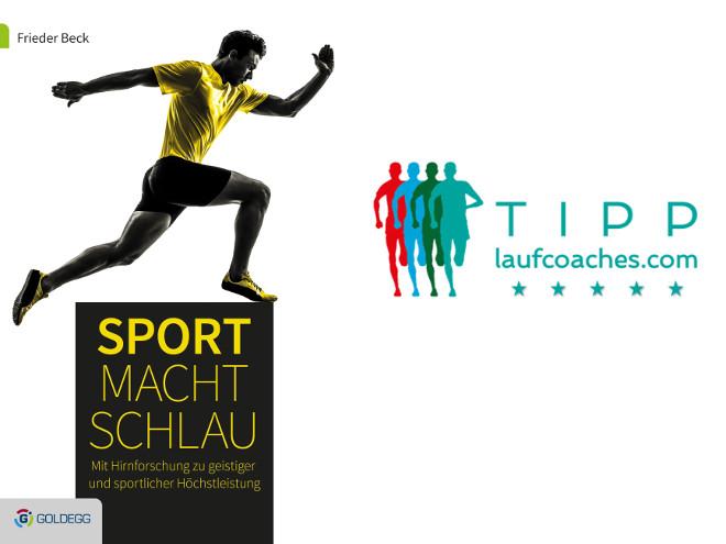 Sport ist gut fürs Gehirn - der Buchtipi von Laufcoaches.com