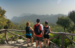 GR132 Aroud&across La Gomera_Panorama