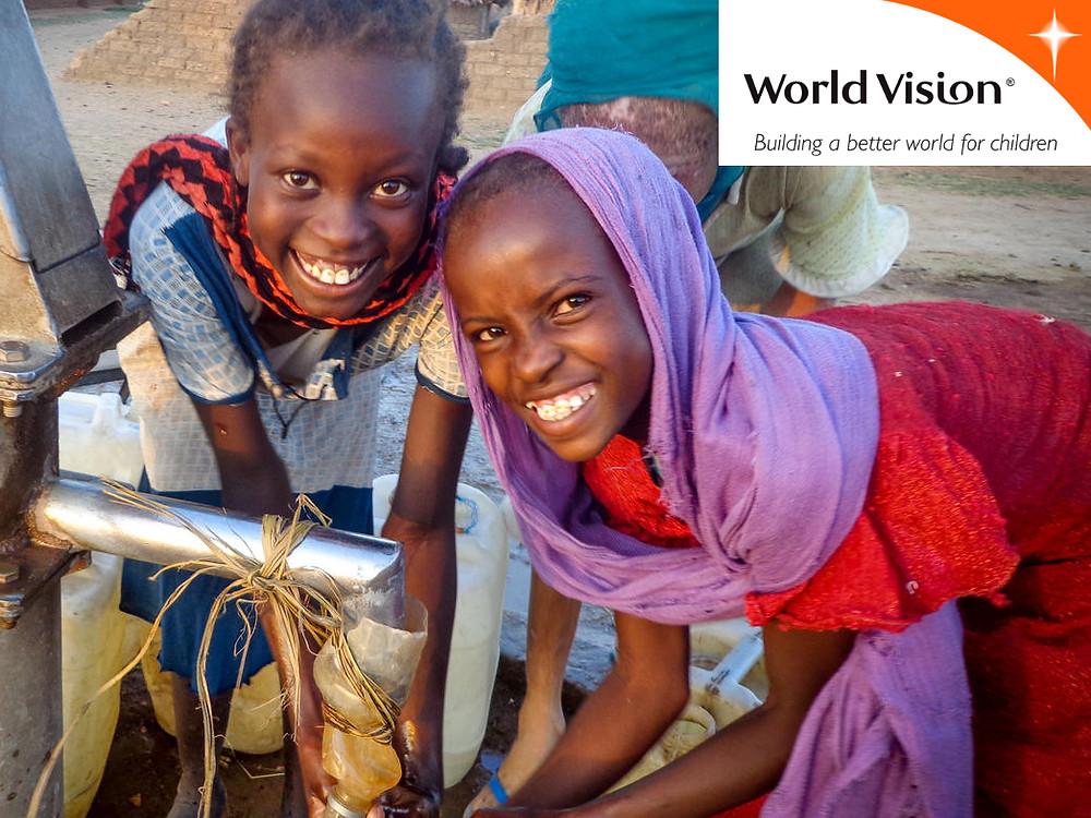 Laufcoaches.com unterstützt World Vision und Laufen für sauberes Wasser