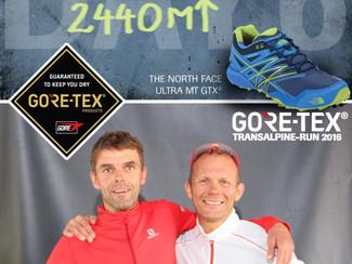 Starke Leistung beim Transalpine Run