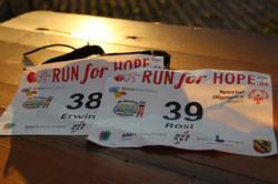RUN for HOPE 2020 by Laufcoaches