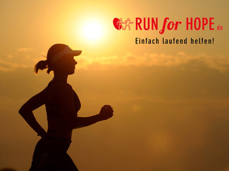 RUN for HOPE - die Feierabend-Challenge