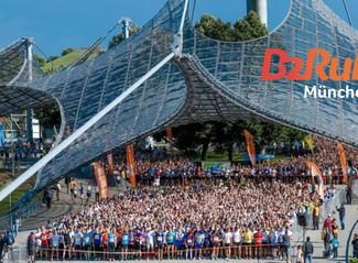 Mit 30.000 am Start - B2Run München