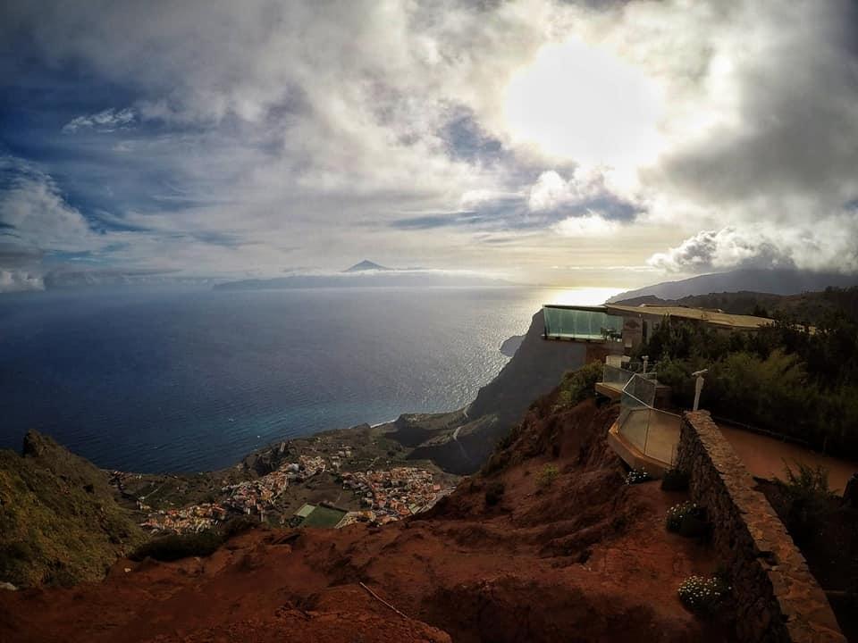 GR132 Aroud&across La Gomera_Aussicht