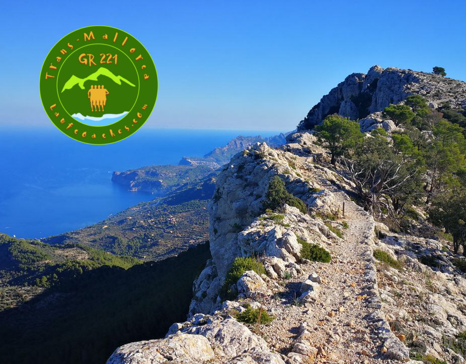 Traumhafte Trails über das Tramuntana Gebirge beim GR221 Trans-Mallorca by Laufcoaches.com