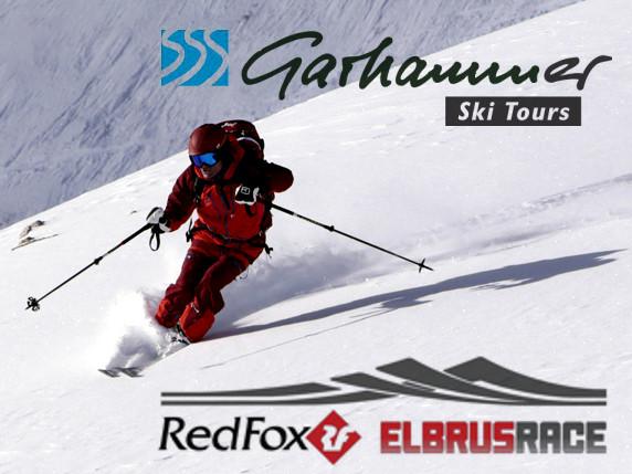 Perfekte Schwünge in jedem Schnee - Offpiste mit Garhammer Ski Tours empfohlen von Laufcoaches.com