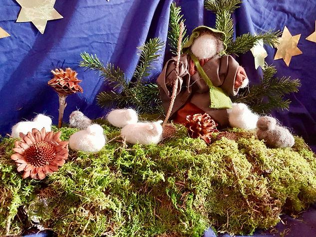 Waldorfkindergarten Gröbenzell_Weihnacht
