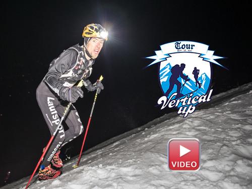 Vertical Up - geniales Rennen auf Schnee, empfohlen von Laufcoaches.com