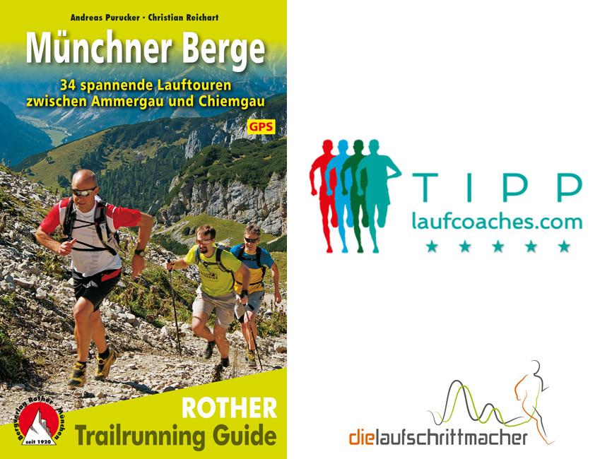 Laufcoaches.com empfiehlt die Münchner Berge der Laufschrittmacher