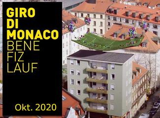 Giro di Monaco, a runde G´schicht