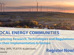 Local Energy Communities – Exploring Research, Technologies & Regulations for their Implementation
