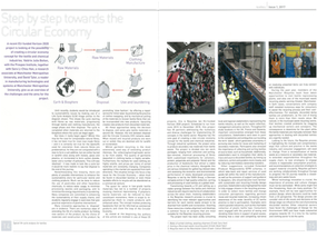 Step by step towards a Circular Economy