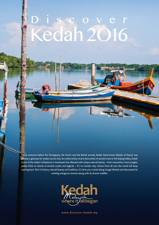 Kedah Tourism