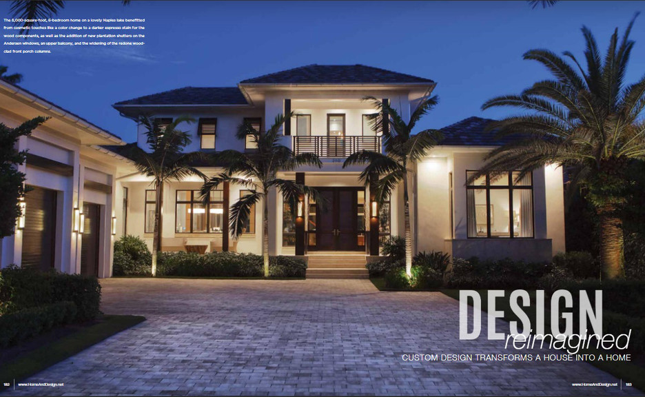 Home & Design Magazine 2019