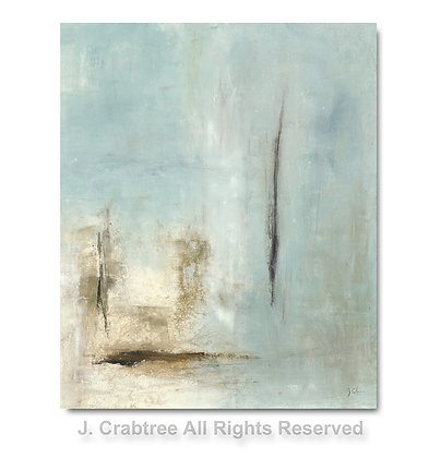 Simple Ways giclée print- to the trade