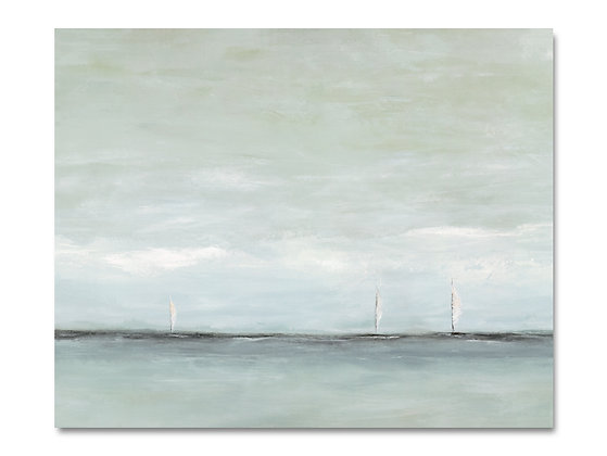 Sail with Me giclée print