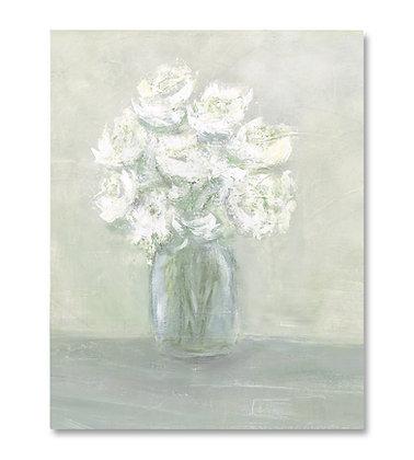Bouquet III giclée print