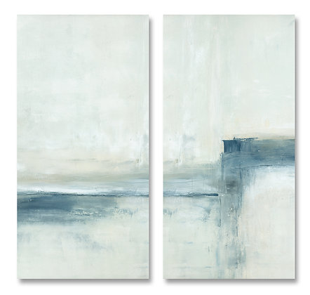 Turning Point Diptych giclée print