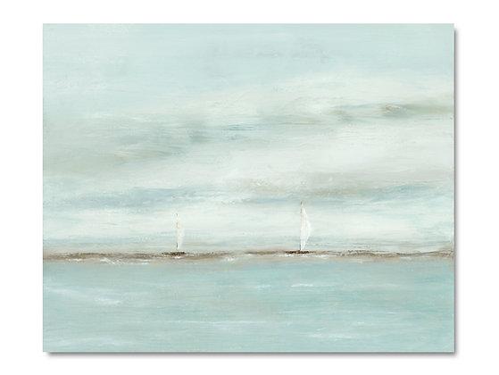 Sail with Me II giclée print