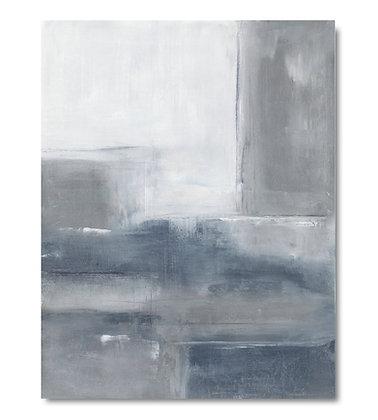 Silver Mist giclée print