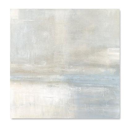 Quietude square giclée print