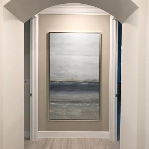 Giclee Art Print on Canvas Beauty Beneath