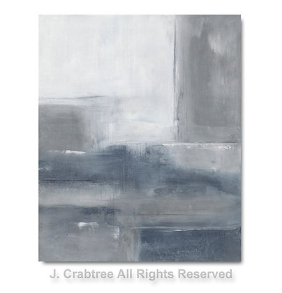Silver Mist giclée print- to the trade
