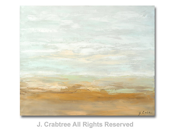 Low Tide giclée print- to the trade