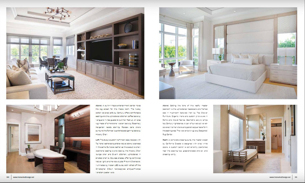 Home & Design Magazine 2019 February Issue
