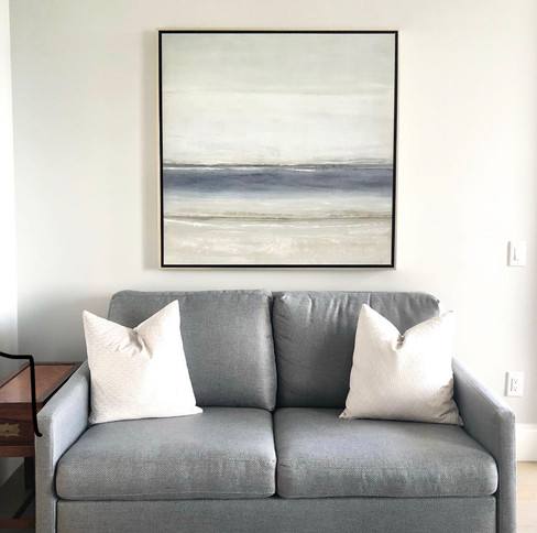 Giclee Print On Canvas Beauty Beneath Art Print