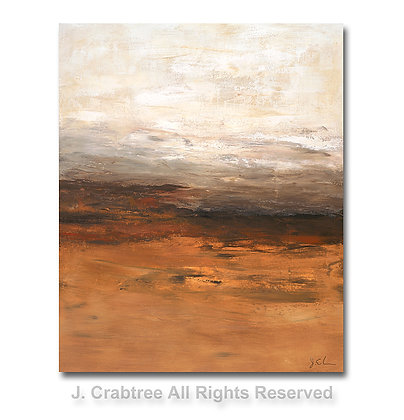 Distant Passage giclée print- to the trade