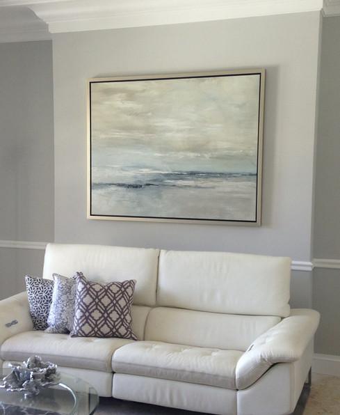 Quiet Moments Original Painting