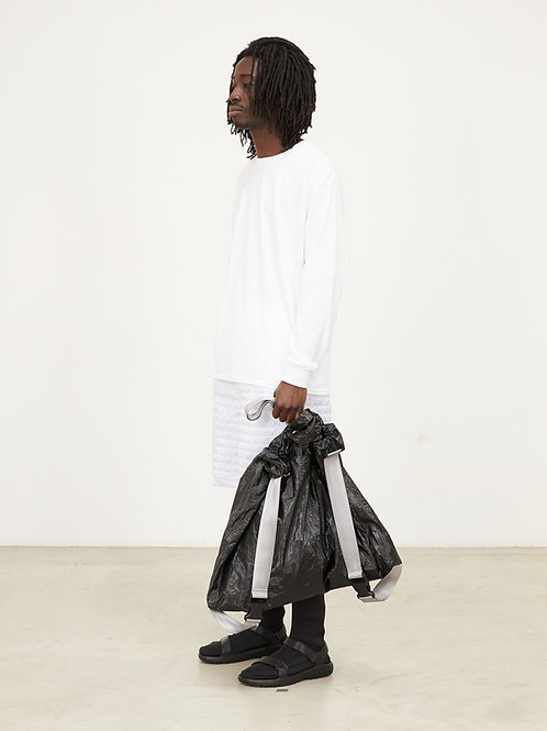 TYVEK CINCHED CONVERTIBLE TOTE
