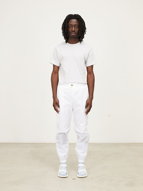 WATER RESISTANT NYLON RIPSTOP TRACK PANT