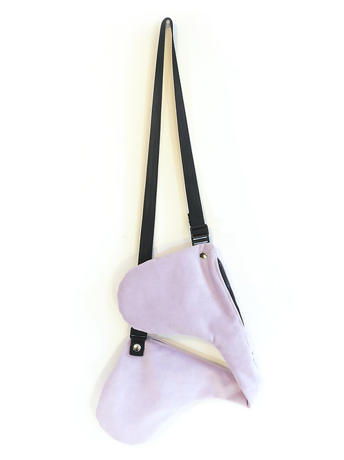 PLUSH LAVENDAR DOUBLE JET CARRIER