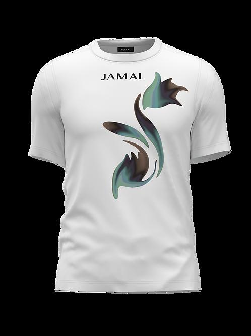 Flower Neutral Tee Shirt