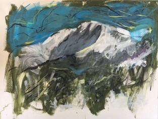 Parry Peak Sketch