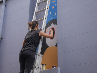 PERRY LANE ART PROJECT (MURAL)