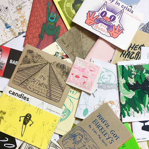 Zine Workshops