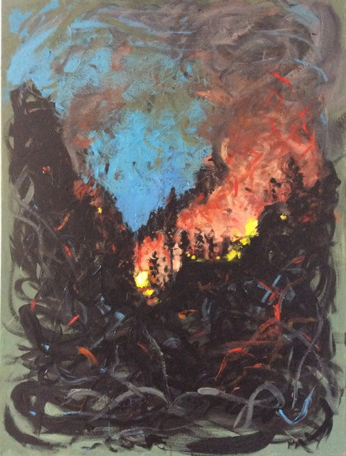 Grand County Wildfire (Lamentation)