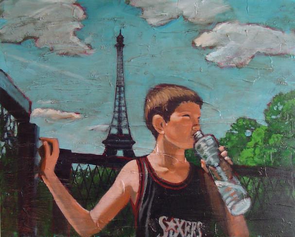 Roy in Paris