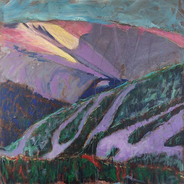 Sunset, Parry Peak