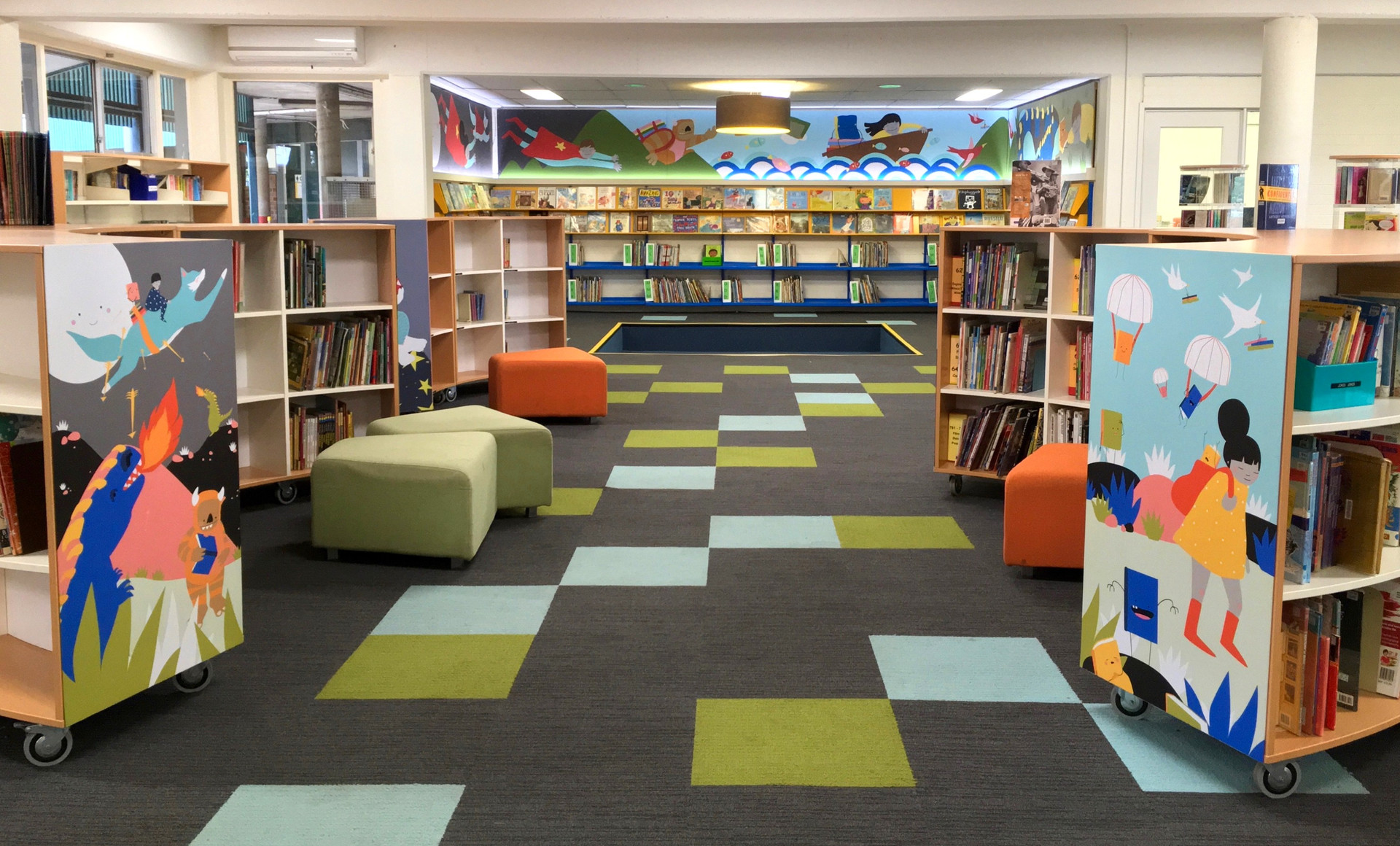 Wilkins Primary Library