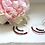 Thumbnail: Créoles doubles agate et cristal