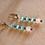Thumbnail: Boucles d'oreilles Cristal de roche